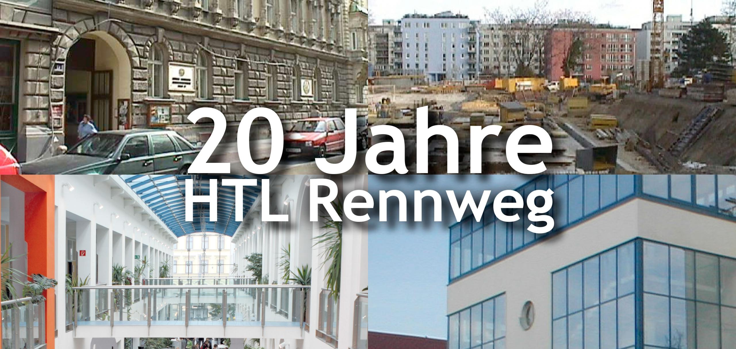Sammlung von Fotos der HTL Rennweg