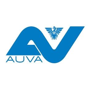 Schriftzug der AUVA