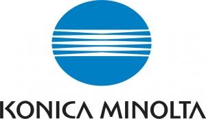 Logo der Firma Koncia Minolta